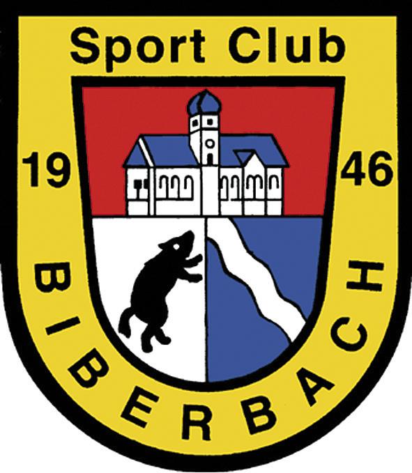 Sportclub Biberbach 1946 e.V. Logo - zur Startseite